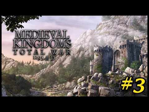 Surrounded And Outmatched | Medieval Kingdoms Total War 1295 A.D Campaign #3
