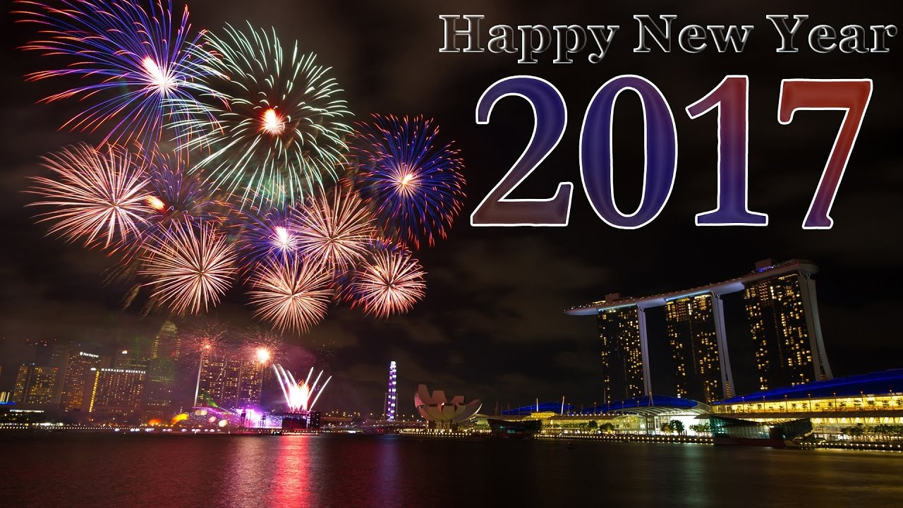 Happy New Year 2017 Celebration Video 31st December Latest New