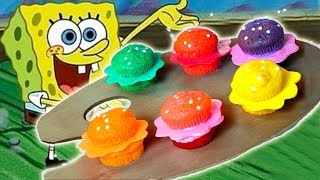 Pretty Patties from Spongebob Squarepants!