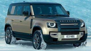 2020 Land Rover Defender - Exterior and Interior Walkaround - 2019 Frankfurt Auto Show