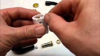 e-cigareta  oprava a rozborka elektronické dýmky 601-C