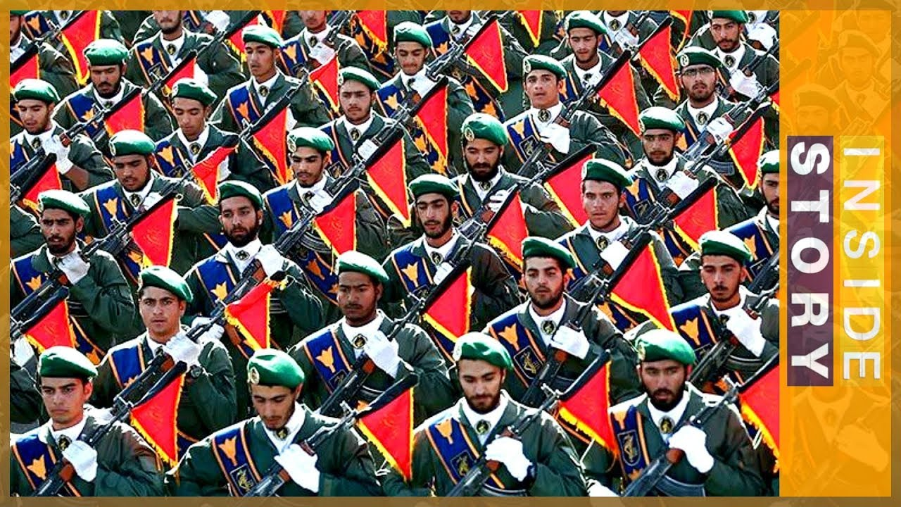 Why is the US calling Iran's Revolutionary Guard 'terrorists'?