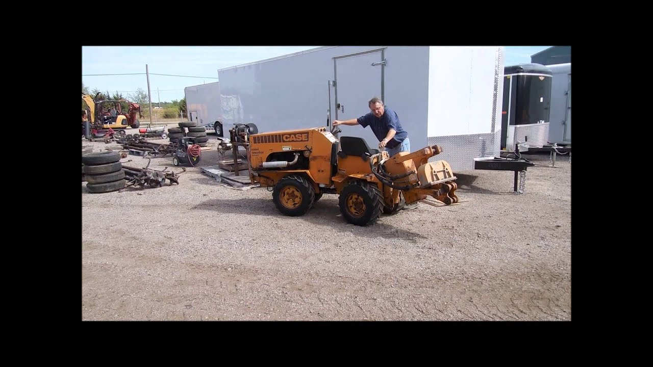 1994 Case Maxi-Sneaker C articulated vibratory plow for sale | sold at  auction October 9, 2014