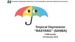 Press Briefing: Tropical Depression