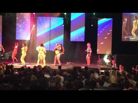 Sexpo 2015: Amateur strip competition : Melbourne