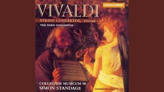 Concerto for Strings in B-Flat Major, RV 164: III. Allegro