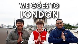 FMM KE LONDON - Youtube CREATORS  FOR CHANGE
