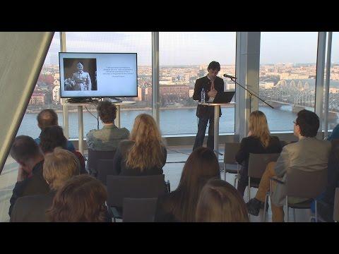 Lecture of Miguel Vázquez Liñán. Videotēka (31)