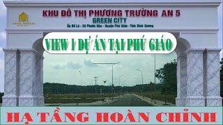 VIEW BẤT ĐỘNG SẢN - PHƯƠNG TRƯỜNG AN 5 - GREEN CITY