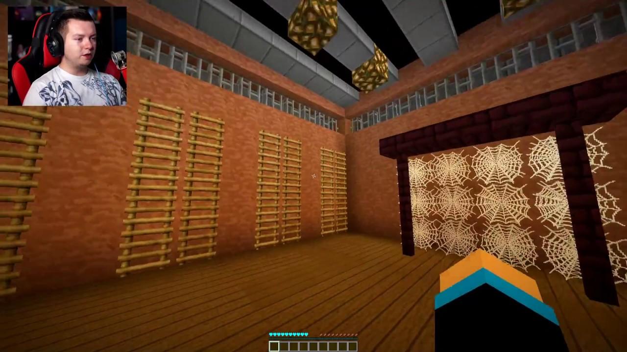 Minecraft Mapki od Widzów #81 – UCIEKAM ZE SZKOŁY!!!