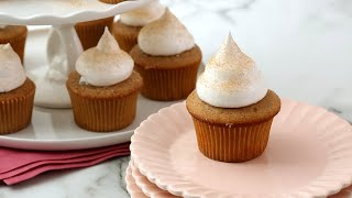 Snicker Doodle Cupcakes - Martha Stewart