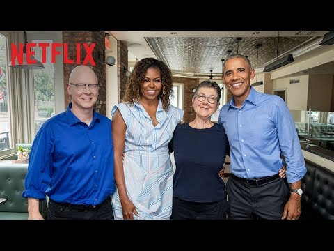 American Factory | A Short Conversation with the Obamas | Netflix