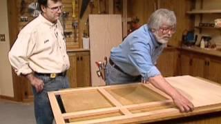 Cabinetmaking Techniques Part 5