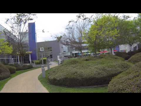 San Jose - Silicon Valley - Google Headquarters - Walkaround