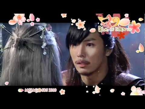 OST  My Girlfriend is a Gumiho MV (Lee Sun Hee - Fox rain --- ).flv