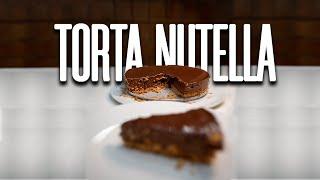 Torta fredda mascarpone e Nutella - Chef Marco Scaramucci #iocucinoacasa