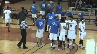 RIC Anchormen Basketball vs Keene State 2-20-16