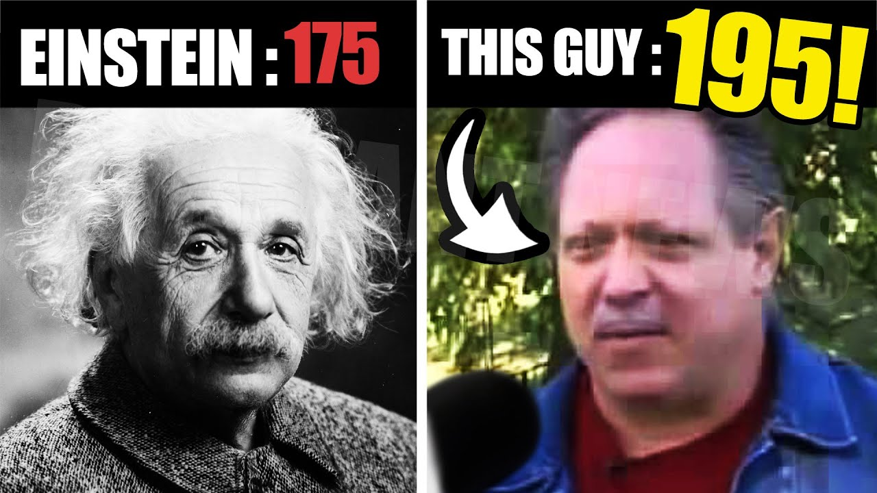 Who Are the 7 SMARTEST PEOPLE Ever!?