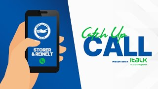 Catch Up Call: Storer, Reinelt and Proudfoot