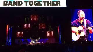 Dave Matthews & Tim Reynolds - Bartender, Band Together SF CA 11/9/17
