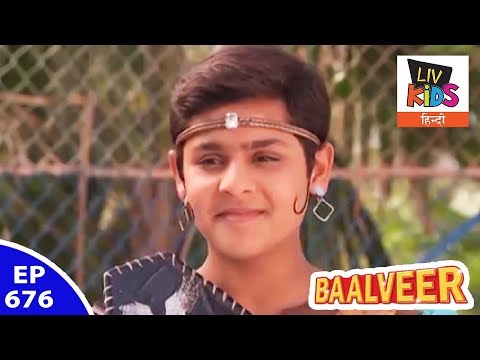 Baal Veer - बालवीर - Episode 676 - The Kids Destroy The Examination Ghost