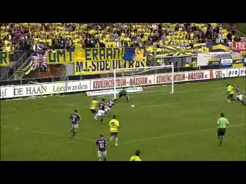 09 05 10 S C Cambuur Go Ahead Eagles Highlights 09 10 Play Offs Youtube