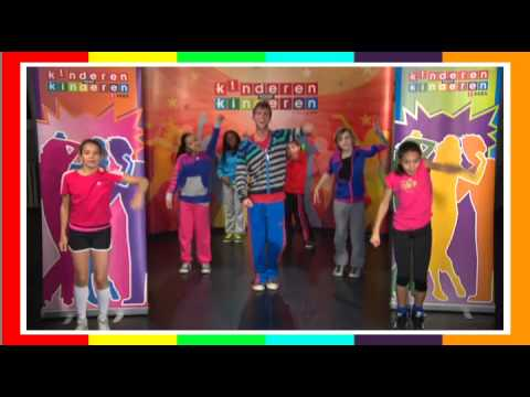 bewegen is gezond - dansles - kinderen voor kinderen - youtube