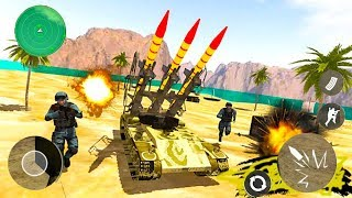 Army Missile Shooter:Naval Blitz Sea Battle - Android GamePlay - Shooting Games Android