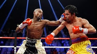 Legendary Boxing Highlights: Mayweather vs Pacquiao