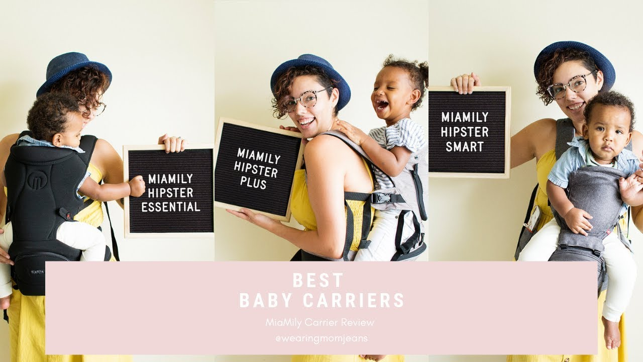Best Baby Carrier Review Of Miamily 3d Hipsters