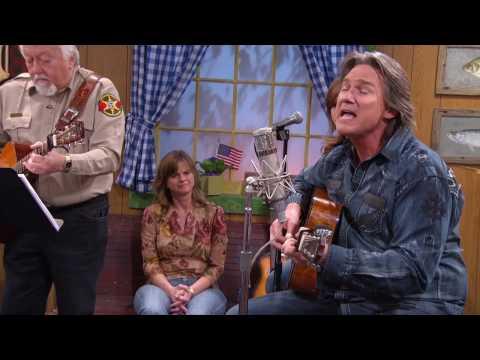 Billy Dean sings