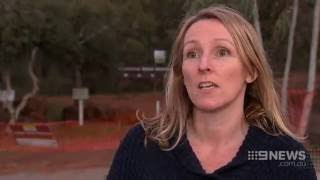 Asbestos Scandal | 9 News Perth(A Perth primary school is at the centre of a new asbestos scare. Parents say children at the Gooseberry Hill school have been playing with the high risk material., 2016-07-19T10:59:07.000Z)