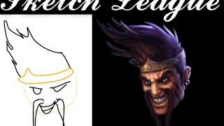 Sketch League #3 - Sketch DRAVEN!