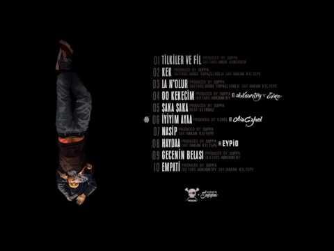 Aga B - İyiyim Ayaa ft Ais Ezhel (Al, Bum)