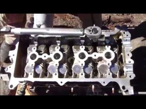 2006 Toyota Matrix Cylinder Head Components 1zz Fe Engine