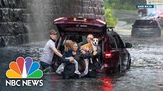 Northeast Under Flash Flood Threat As Storm Approaches