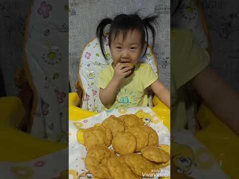 Тыквенные печенья от Дианы Ким
