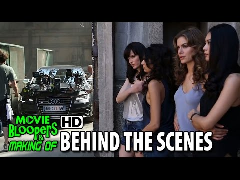 The Transporter Refueled 2015 Behind the s  Part 1