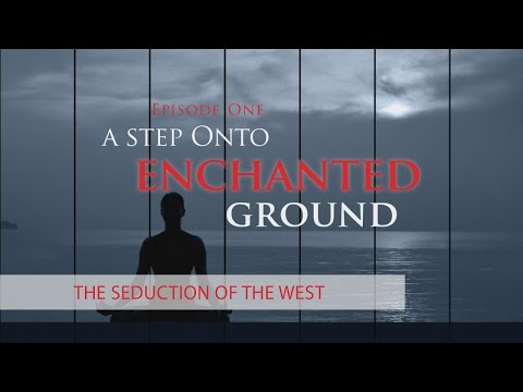 741 -  A Step Onto Enchanted Ground - The Seduction of the West / The Dragon's Realm - Eric Wilson