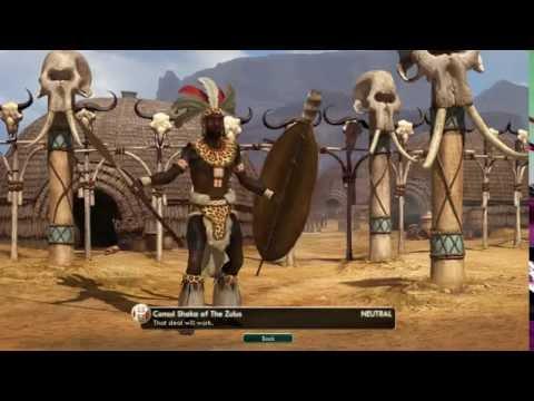Civ 5 Gameplay 2009 -2022 Pachacuti Inca Empire