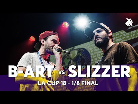 B-ART vs SLIZZER | La Cup WORLDWIDE 2018 | 1/8 Final
