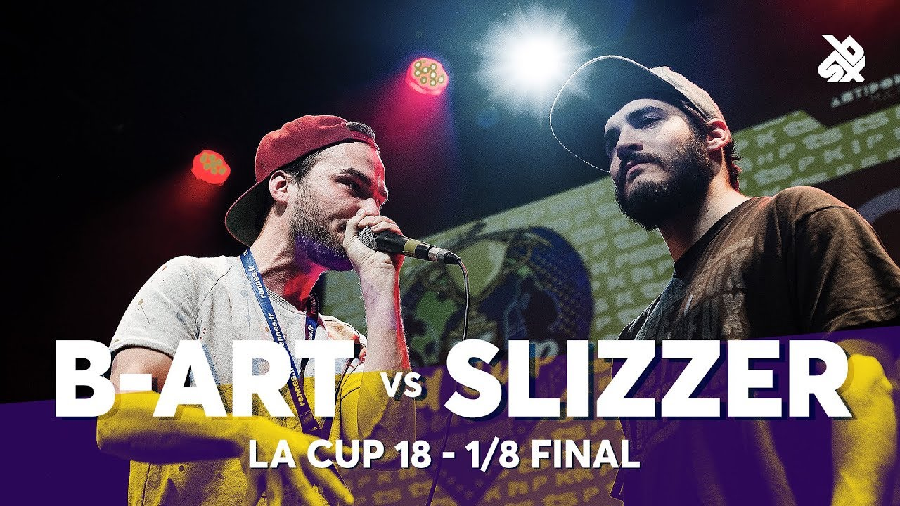 B-ART vs SLIZZER | La Cup WORLDWIDE 2018 | 1/8 Final