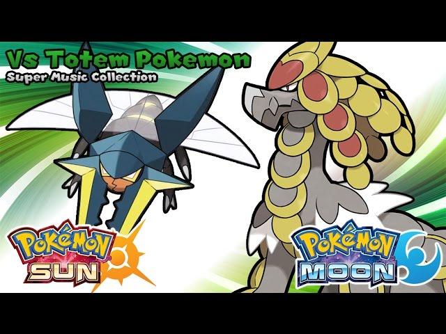 Pokemon Sun & Moon: Totem Battle Music (Highest Quality