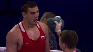 Евгений Тищенко  - Джулио Бланко 1/8 final Hamburg 2017