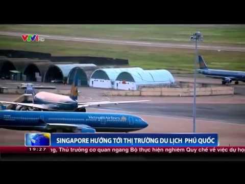 Singapore hướng tới du lịch Phú Quốc, Việt Nam