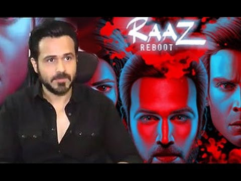 Emraan Hashmi: ''Raaz Reboot'' Will Keep the Audience Guessing | Full Interview | Kriti Kharbanda