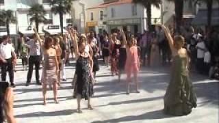 Flash mob na ślubie