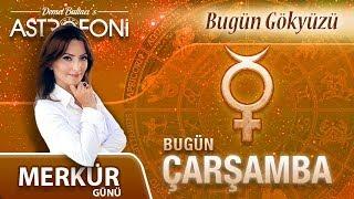 🔷 10 Ekim 2018 ÇARŞAMBA, Astrolog #DEMET_BALTACI ile Günlük Burç Yorumları.