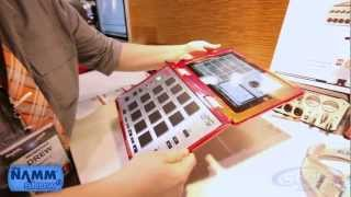 Akai Professional MPC Fly iPad Music Production Controller | NAMM 2013