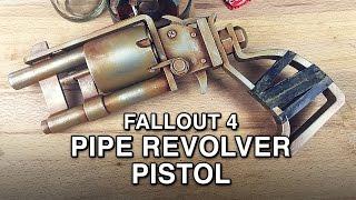 Pipe Revolver Pistol Replica - Fallout 4